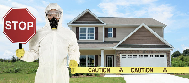 Have your home tested for radon by Ultimate Home Inspection